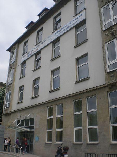 Motiv: Umbau eines Bankgebäudes